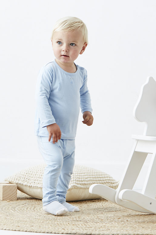 BABY PULL ON PANTS UBPT001