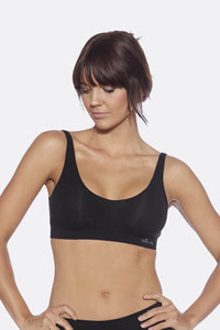 PADDED SHAPER CROP BRA WUPB201