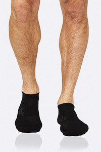 MENS ACTIVE RIB & MESH SOCK MASC801